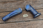 REVOLUTION ENCORE PRE21 Ambidextrous Grip/1 Forend Grip Set in Electric Blue