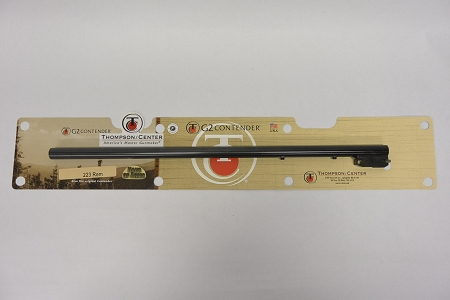 TC4224 G2 Blued 223 Rem Rifle Barrel