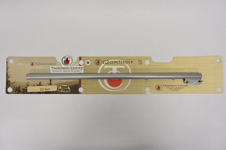 TC4263 G2 Stainless Steel 223 Rem Rifle Barrel