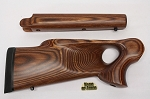 SALE! NEW Thompson Center Encore RB25 Buckskin Laminate RH Thumbhole Muzzleloader Stockset