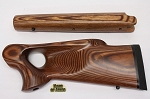 SALE!  NEW Thompson Center Encore RB34 Buckskin Laminate LH Thumbhole Rifle Stockset