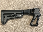 T/C G1 Contender/SSK-50 Black SHARPS Grip/1913 Interface Adapter/Mil Spec Buffer Tube/Castle Nut/MAGPUL KIT