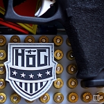 Haus of Guns Custom Shield Morale Patch