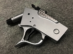 Thompson Center Stainless Steel G2 Contender Pistol Frame JEWELED BY Mag-Na-Port