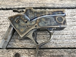 COLOR CASE HARDENED TC1920 Blue/Black ProHunter Pistol Frame Assembly
