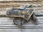 COLOR CASE HARDENED TC8700 Blue/Walnut G2 Contender Pistol Frame Assembly