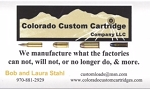 Colorado Custom Cartridge