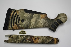 TC HD Hardwoods Prohunter Rifle Stockset