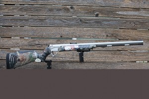 TC5743 ProHunter AP Camo Weathershield Muzzleloader