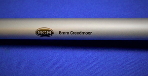 HausofArms/MGM 6mm Creedmoor 26