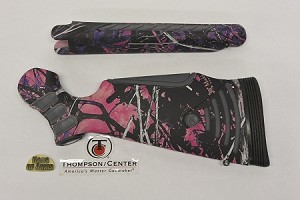 T/C ProHunter Muddy Girl Camo Rifle Stock Set