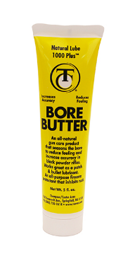 "Thompson Center Natural Lube 1000 Plus ""Bore Butter"" IN A Tube, 5 oz"