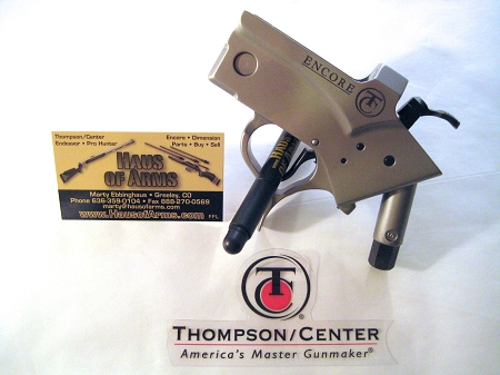 T/C G2 Contender ENHANCED Trigger Job On USED Frame