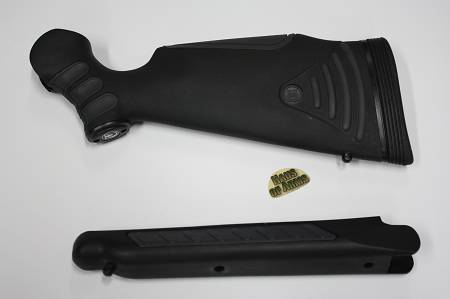 T/C ProHunter Black KATAHDIN Rifle Stock Set