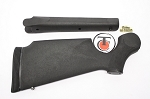 Choate Encore Black Synthetic Rifle Stock Set