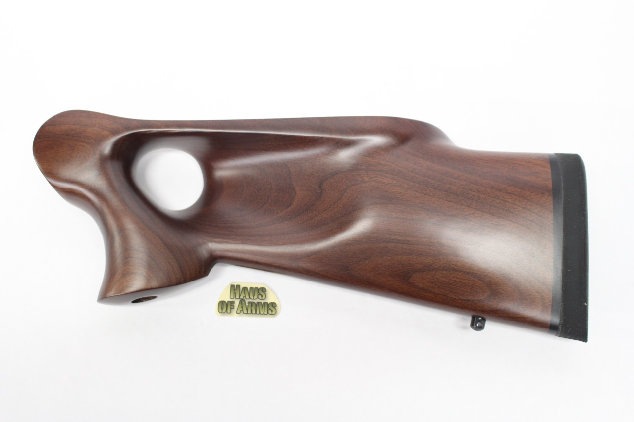 Thompson Center G2 Contender GW3 Solid Walnut LH Thumbhole Buttstock