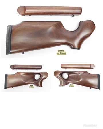 Build Your Own T/C G1 Contender Solid Walnut Stockset