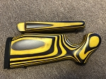REVOLUTION G1 Contender  Rifle  Stockset in Yellow/Purple-NEW