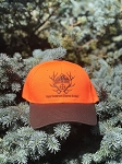 HausOfArms Hats Orange/Brown